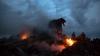 Francois Hollande: Niciun pasager al avionului prăbuşit în Mali nu a supravieţuit