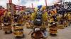 Dansuri colorate în Bolivia. Organizatorii nu s-au aşteptat la atâta popularitate