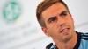 Căpitanul reprezentativei Germaniei, Philipp Lahm, s-a retras de la echipa națională