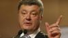 Ce a anunţat Petro Poroşenko în cadrul unei discuţii telefonice cu Catherine Ashton