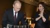 Liderul de la Kremlin cântă la acordeon? Gestul lui Vladimir Putin prin care a cucerit o femeie-preşedinte (FOTO)