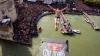 Britanicul Gary Hunt a obţinut o nouă victorie în a treia etapă a Campionatului Mondial de cliff diving