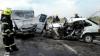 Ce spune unul dintre pasagerii care a scăpat cu viaţă din accidentul grav produs la Ungheni