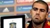 Fostul portar al Barcelonei Victor Valdes  a picat testele medicale la echipa franceză AS Monaco