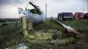 DETALII despre avionul căzut în Ucraina: O treime din pasageri erau cercetători