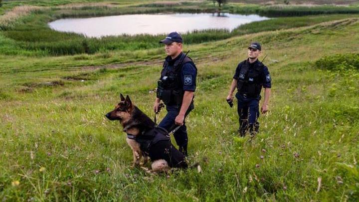 Descoperire PERICULOASĂ la hotar cu România. Poliţia de Frontieră a fost ALERTATĂ de câţiva bărbaţi speriaţi (FOTO)
