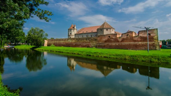 Un castel din România ocupă locul DOI în topul celor mai frumoase edificii istorice din lume (FOTO)