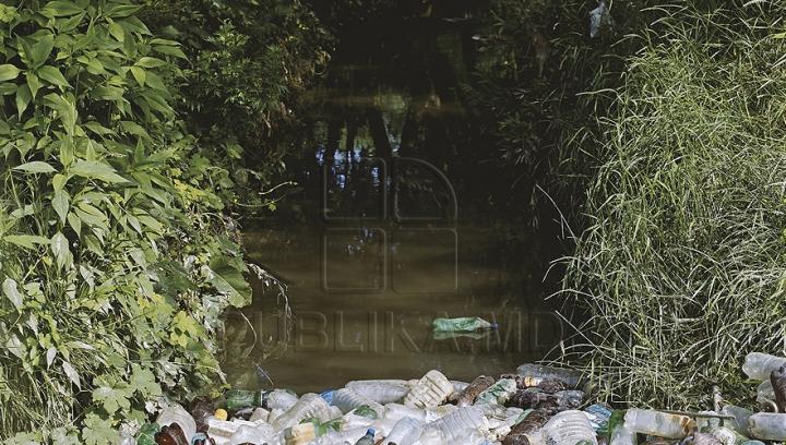 Vară urât mirositoare în oraşul Soroca. Din cauza apelor reziduale, viaţa locuitorilor s-a transformat într-un adevărat coşmar
