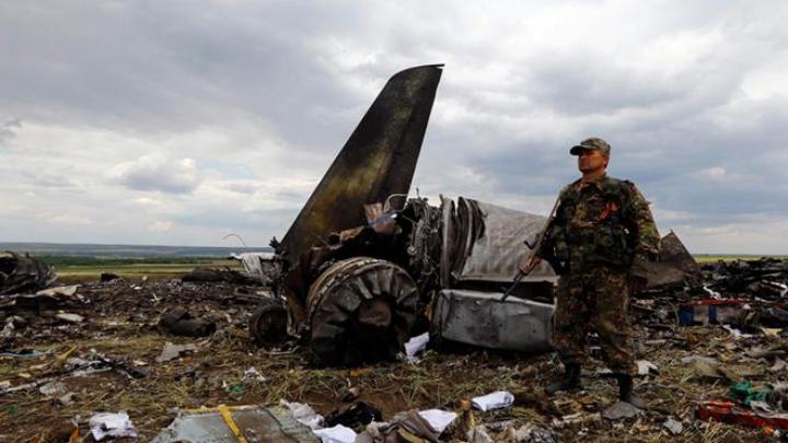 """""""Doborârea avionului malaezian în Ucraina, o crimă de război"""""""