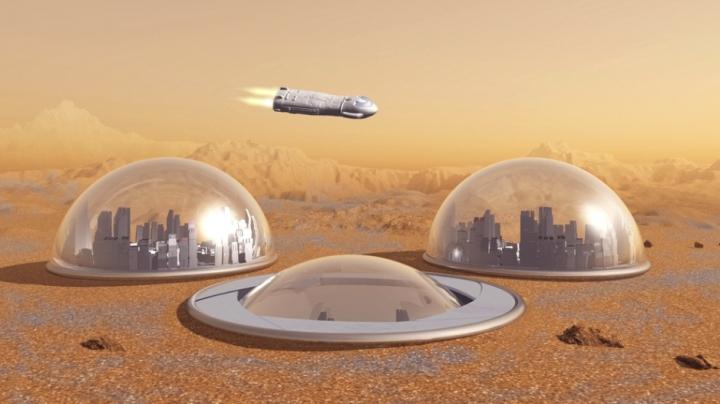 De câţi oameni e nevoie pentru a coloniza cu succes o altă planetă?