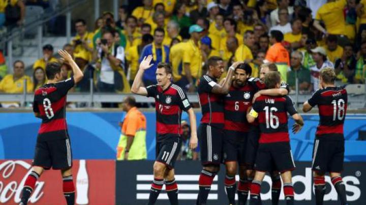TRAGEDIE în Brazilia. Cea mai titrată națională a lumii a pierdut în semifinala cu Germania cu un neverosimil 1 la 7