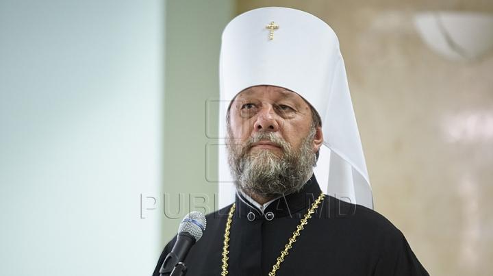 Înaltpreasfințitul Vladimir a fost decorat cu titlul onorific ''Om Emerit'' de preşedintele Timofti