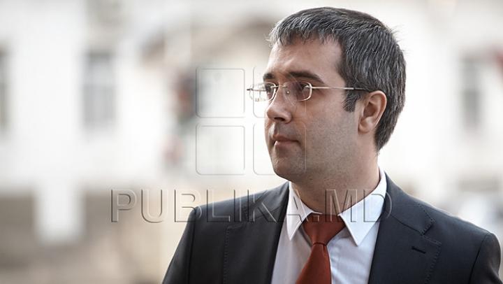 VOTAT: Sergiu Sîrbu este noul vicepreşedinte al Parlamentului