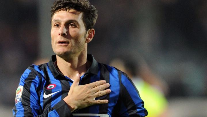 Javier Zanetti va fi noul vicepreşedinte al clubului italian Inter Milano