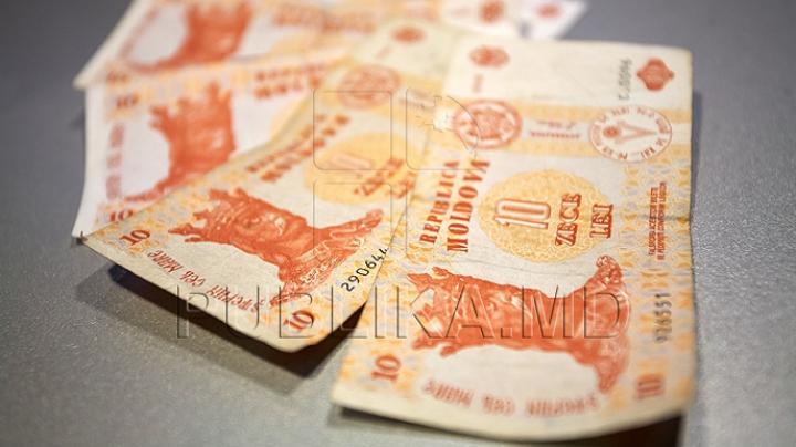 Guvernul a majorat salariul minim până la 1 000 de lei