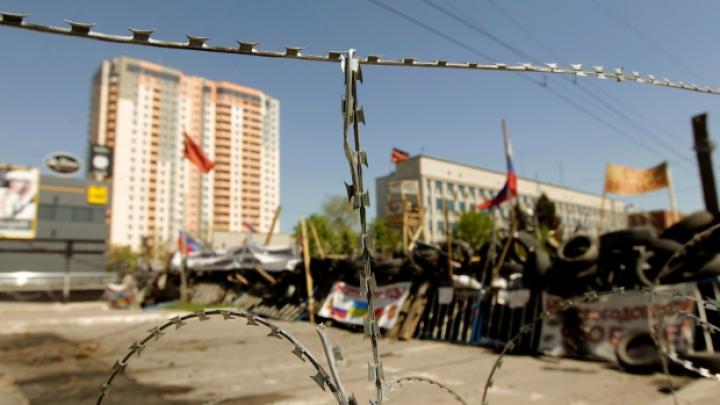 Nouă civili au murit în ostilităţile din Lugansk