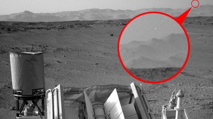 Ce este de fapt obiectul ciudat care coboară pe Marte? Explicaţiile oficiale ale NASA (FOTO)