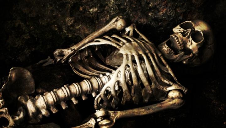 Arheologii au descoperit cel mai vechi schelet al unui copil afectat de sindromul Down (FOTO)