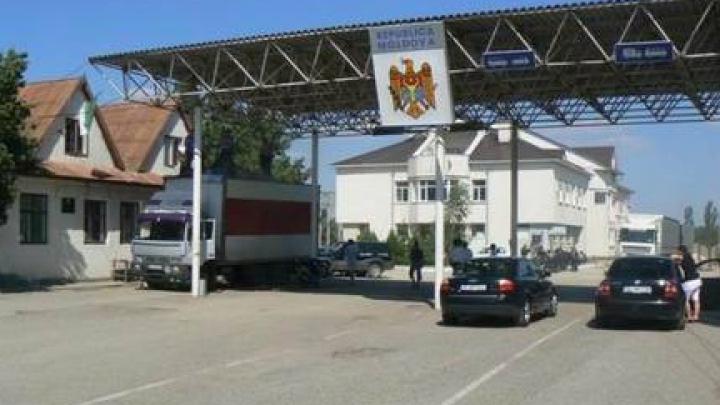 Două Mercedesuri şi un Volkswagen, oprite la graniţa moldo-română. Ce au descoperit poliţiştii de frontieră