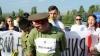 """Mai mulţi tineri l-au întâmpinat pe Rogozin cu PROTESTE! """"Suntem împotriva autorităţilor de la Moscova"""""""
