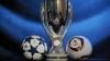 Trofeele Ligii Campionilor, Ligii Europei şi Supercupei au fost urcate simbolic pe muntele Snowdon din Ţara Galilor