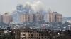 Israelul a bombardat mai multe blocuri locative din Fâşia Gaza. Netanyahu cere cetăţenilor să părăsească zonele cu militanţi Hamas