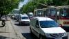 Exemplu pentru societate. Cum a fost parcată o maşină cu numere de înmatriculare guvernamentale (FOTO)