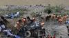 Accident grav în Tibet! 44 de oameni au murit după ce un autocar s-a răsturnat într-o vale