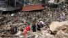 Seism puternic în China. Cel puţin 360 de oameni au murit