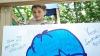 Regizorul Corneliu Blagoslovitu a adus zâmbetul pe buzele copiilor cu dizabilități de la Orfelinatul din Hâncești