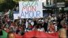 Mii de protestatari au cerut să fie stopate violenţele în Gaza