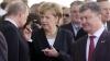 Putin va da ochii cu Poroşenko la Minsk. Oficialii europeni speră că liderii slavi vor cădea la pace