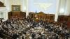 DECIS!Rada de la Kiev a votat în prima lectură lista cu sancţiuni pentru Rusia