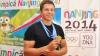 Aur pentru Moldova la Nanjing. Sergiu Tarnovschi a câştigat medalia de aur la proba de kaiac-canoe (FOTO)