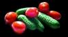 Creşte legume ecologice şi culege câte trei recolte pe an. Vezi afacerea de succes a unui agricultor din Criuleni