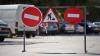 Atenţie, conducători auto! Drumuri închise în Chişinău