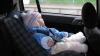 Studiu britanic: Scaunele auto pentru copii sunt mai murdare decât o toaletă obișnuită
