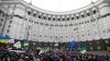 Kievul declară că următoarele săptămâni sunt cruciale în rezolvarea crizei. Se pregăteşte o nouă foaie de parcurs