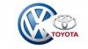 Cutremur în lumea giganţilor auto: VW a ajuns Toyota la vânzări