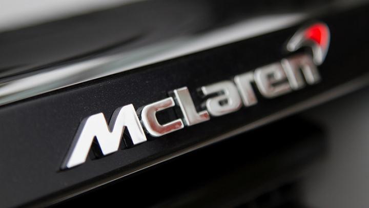 MONSTRU pe circuitul de curse. McLaren prezintă ultima imagine teaser cu viitorul P1 GTR (FOTO)