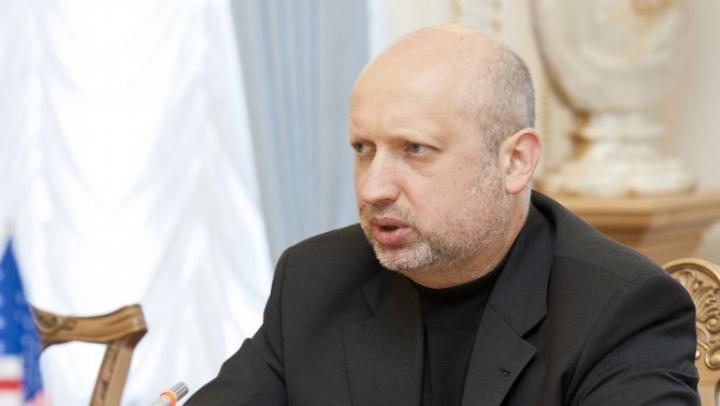 Turcinov: Occidentul nu a făcut nimic pentru a ajuta Ucraina în războiul împotriva Rusiei