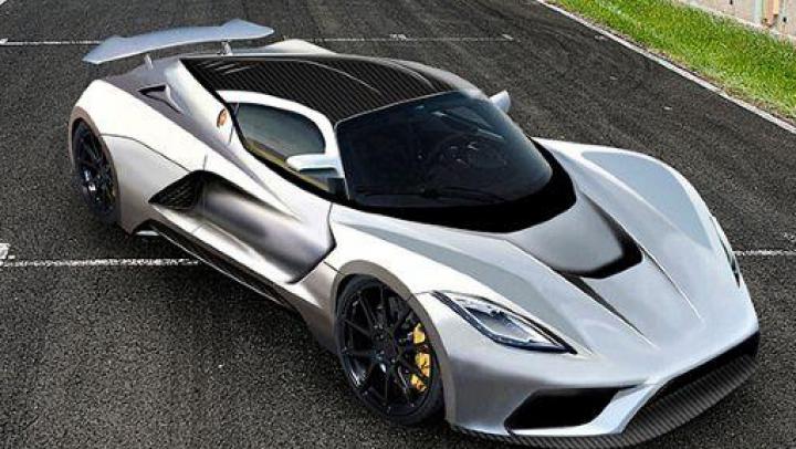 Compania Hennessey anunţă maşina care ar putea atinge peste 450 de km/h