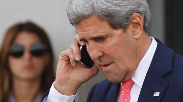 Interceptări între prieteni. Germanii spionează oficiali americani