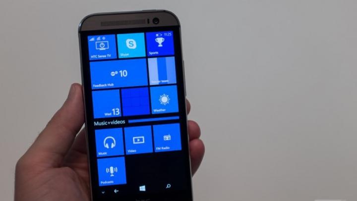 One M8 for Windows a fost prezentat de HTC. Care sunt noile dotări