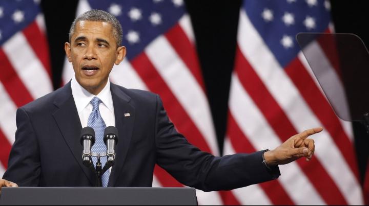 Barack Obama: Toată lumea poate vedea că forţe ruse se află în Ucraina
