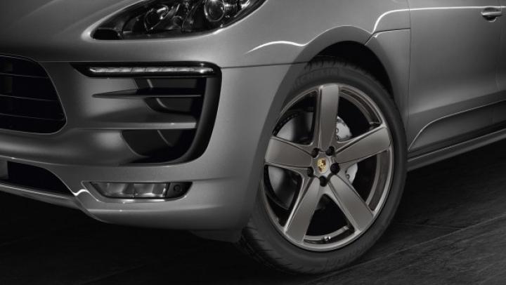 Porsche Macan se laudă cu o nouă linie de accesorii