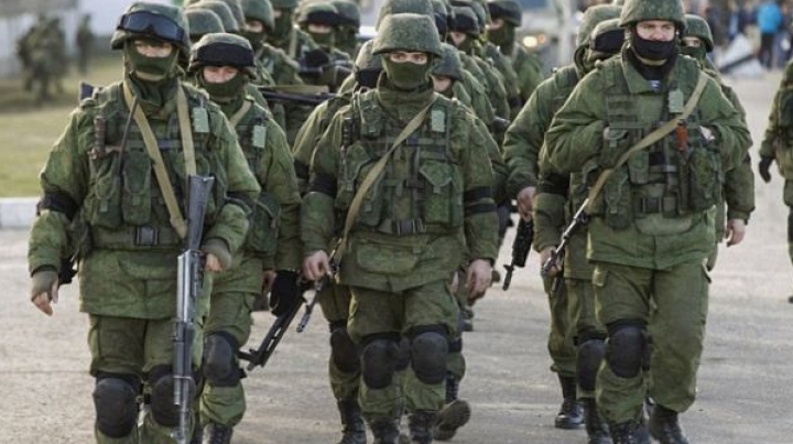 """Canada dă o lecţie de geografie ruşilor: Iată un ghid pentru soldaţii care """"se rătăcesc şi intră din greşeală"""" în Ucraina"""