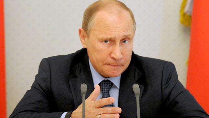 Putin vorbește, pentru prima dată, despre crearea unui nou stat în estul Ucrainei