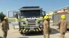 Donaţie din partea pompierilor scoţieni! Administraţiile locale din câteva oraşe din Moldova au primit şase autospeciale