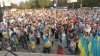 Ratificarea Acordului de Asociere şi iniţiativa lui Poroşenko privind acordarea unui statut special Donbasului au generat proteste